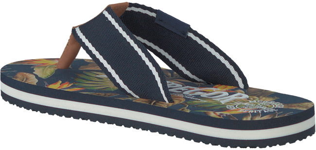 Blauwe MCGREGOR Slippers PALM BEACH  - large