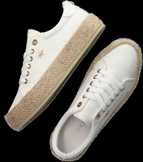 Witte MEXX Lage sneakers CHEVELIJN 03  - large