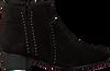 Zwarte GABOR Enkellaarsjes 75.601  - small