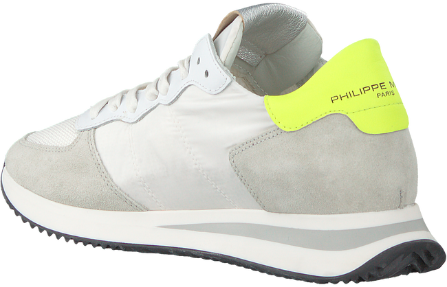 Witte PHILIPPE MODEL Lage sneakers TRPX L D  - large