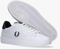 Witte FRED PERRY Lage sneakers B1226  - medium