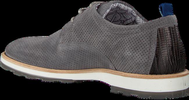 Grijze REHAB Lage sneakers POZATO  - large
