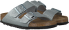 Zilveren BIRKENSTOCK PAPILLIO Slippers ARIZONA DAMES  - small