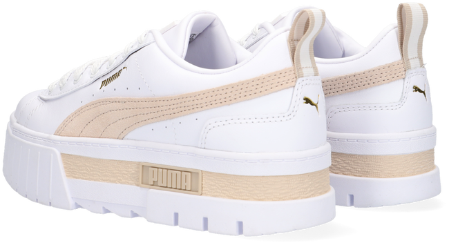 Witte PUMA Lage sneakers MAYZE LTH WN  - large