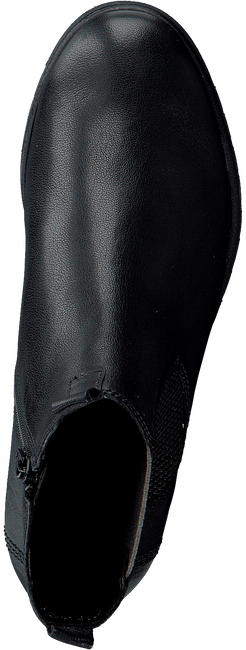 Zwarte GABOR Enkellaarsjes 091  - large
