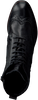 Zwarte NOTRE-V Enkellaarsjes 44201  - small
