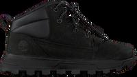Zwarte TIMBERLAND Hoge Sneaker TREELINE MID JET  - medium