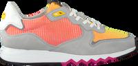 Oranje FLORIS VAN BOMMEL Lage sneakers 85302  - medium