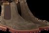 Beige VAN BOMMEL Chelsea boots VAN  BOMMEL 10073 - small