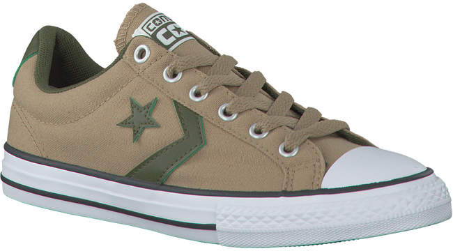Beige CONVERSE Sneakers STARPLAYER KIDS  - large