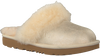 Beige UGG Pantoffels COZY II K  - small