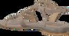 Taupe LAZAMANI Sandalen 85.028  - small
