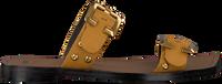 Gele BRONX Slippers ANOMA  - medium