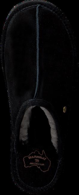 Zwarte WARMBAT Pantoffels BARRON  - large