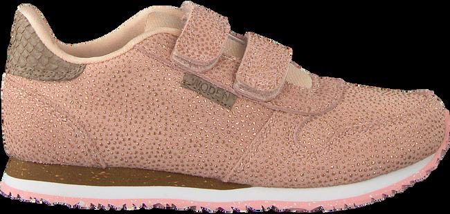 Roze WODEN Sneakers SANDRA PEARL KIDS  - large