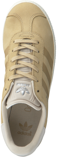 Beige ADIDAS Sneakers GAZELLE FASHION KIDS  - large