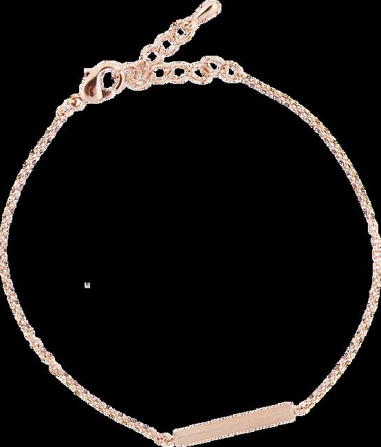 Gouden ATLITW STUDIO Armband ELEMENTS BRACELET TRIANGLE BAR - large