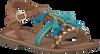 Blauwe GIOSEPPO Sandalen NAMBA  - small