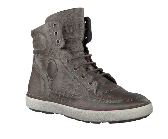 Taupe GIGA Sneakers 5852  - large