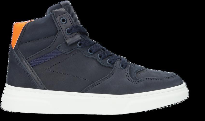 Blauwe HIP Hoge sneaker H1969  - larger