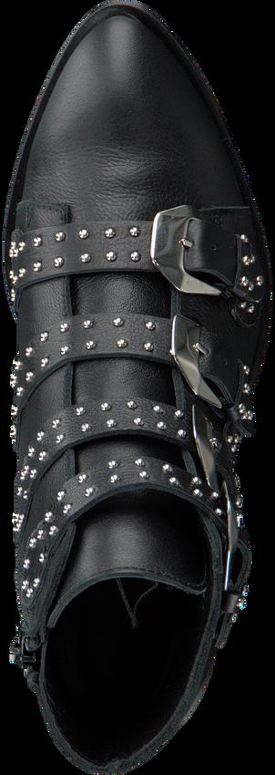 Zwarte TORAL Enkellaarsjes 10511  - larger