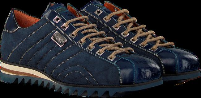 Groene HARRIS Nette schoenen 0817/P  - large