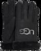 Zwarte UGG Handschoenen SHEEPSKIN LOGO - small