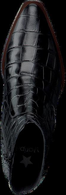 Zwarte MARIPE Enkellaarzen 28580  - large