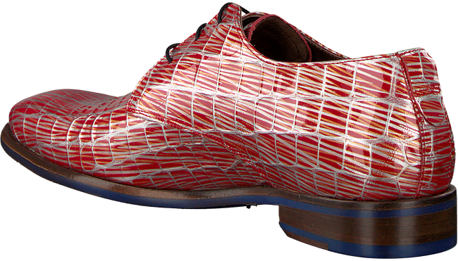 Rode FLORIS VAN BOMMEL Nette schoenen 14104 - large