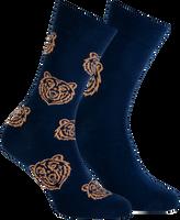 Blauwe MARCMARCS Sokken DIMITRI  - medium