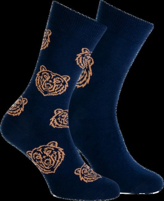 Blauwe MARCMARCS Sokken DIMITRI  - large