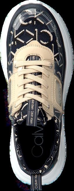 Blauwe CALVIN KLEIN Lage sneakers ULTRA  - large