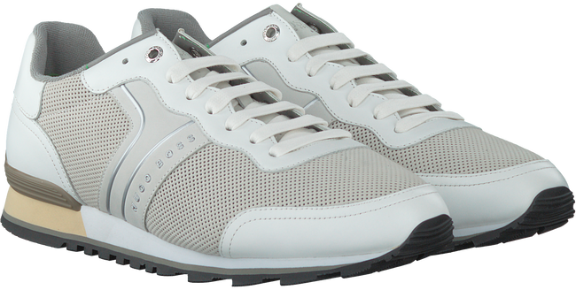 Witte HUGO BOSS Sneakers PARKOUR  - large