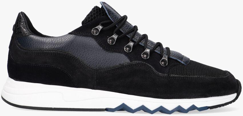 Blauwe FLORIS VAN BOMMEL Lage sneakers 16393  - larger