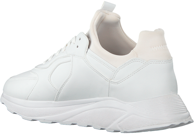 Witte EKN FOOTWEAR Lage sneakers LARCH HEREN  - large