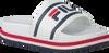 Witte FILA Slippers MORRO BAY ZEPPA WMN  - small