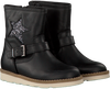Zwarte PINOCCHIO Lange laarzen P1770  - small