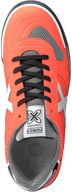 Oranje MUNICH Sneakers G3 LACE - large