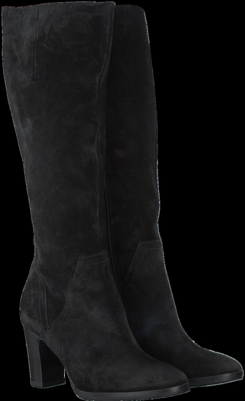 Zwarte GABOR Lange laarzen 796   Omoda