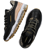 Zwarte VINGINO Lage sneakers FENNA II  - medium