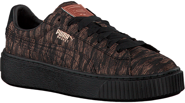 PUMA SNEAKERS BASKET PLATFORM VR - large