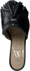 Zwarte TORAL Muiltjes TL10821  - small