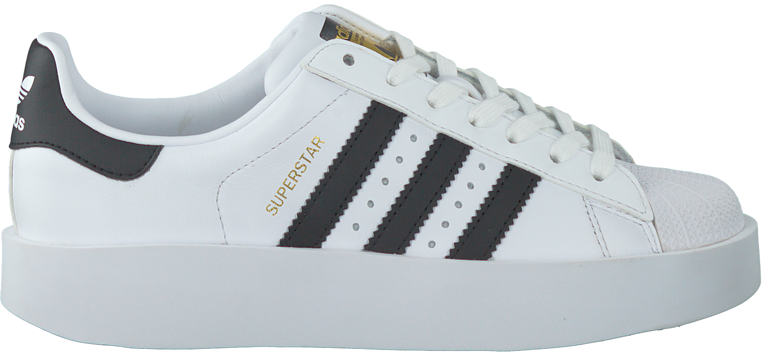 0b04a65e651 Witte ADIDAS Sneakers SUPERSTAR BOLD W - large. Next