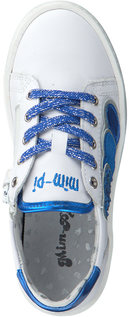 Witte MIM PI Sneakers 4501  - large