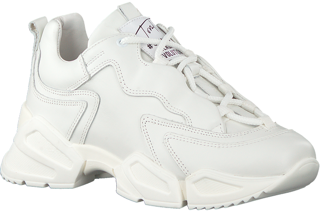 Witte TORAL Lage sneakers 12403  - large