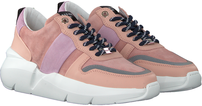 Roze NUBIKK Lage sneakers LUCY MAY  - large