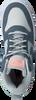 Blauwe NIKE Sneakers COURT BOROUGH MID PREM DAMES  - small