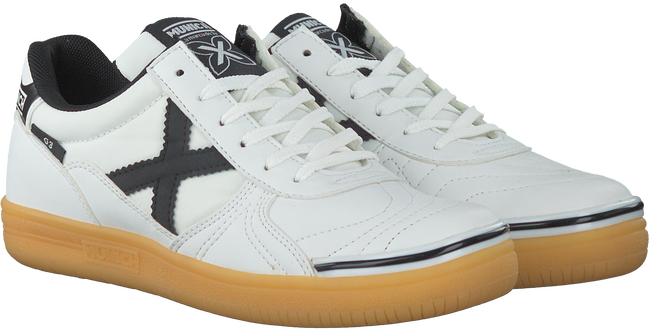 Witte MUNICH Sneakers G3 LACE - large