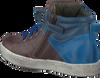 Cognac DEVELAB Sneakers 44131  - small