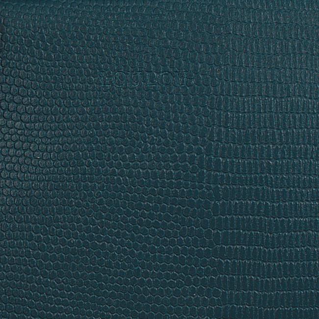 Blauwe LOULOU ESSENTIELS Schoudertas 03POUCH  - large